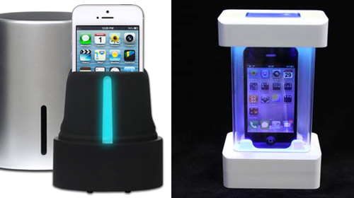 uv-sterilisatoren voor smartphones