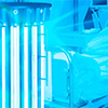 Een licht op Uv-C-desinfectie